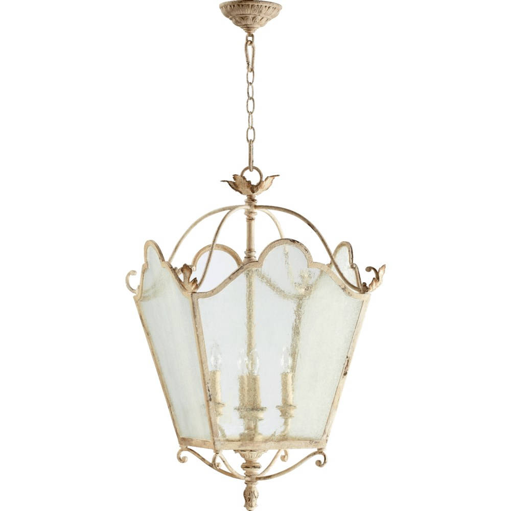 Salento 4 Light Persian White Pendant