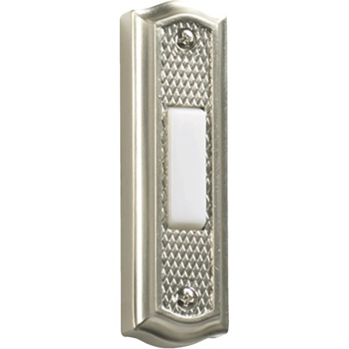 ZINC DOOR BUTTON - STN