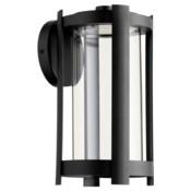 "Solu 14"" Noir Outdoor Lantern"
