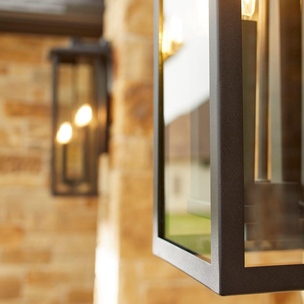 Westerly Large 4-Light Noir Outdoor Lantern
