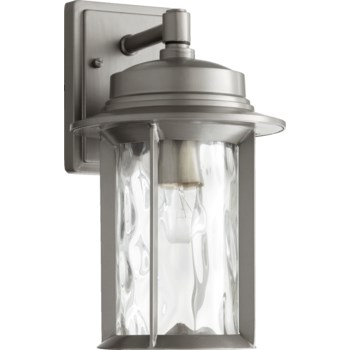 Charter Graphite Traditional Outdoor Wall Light