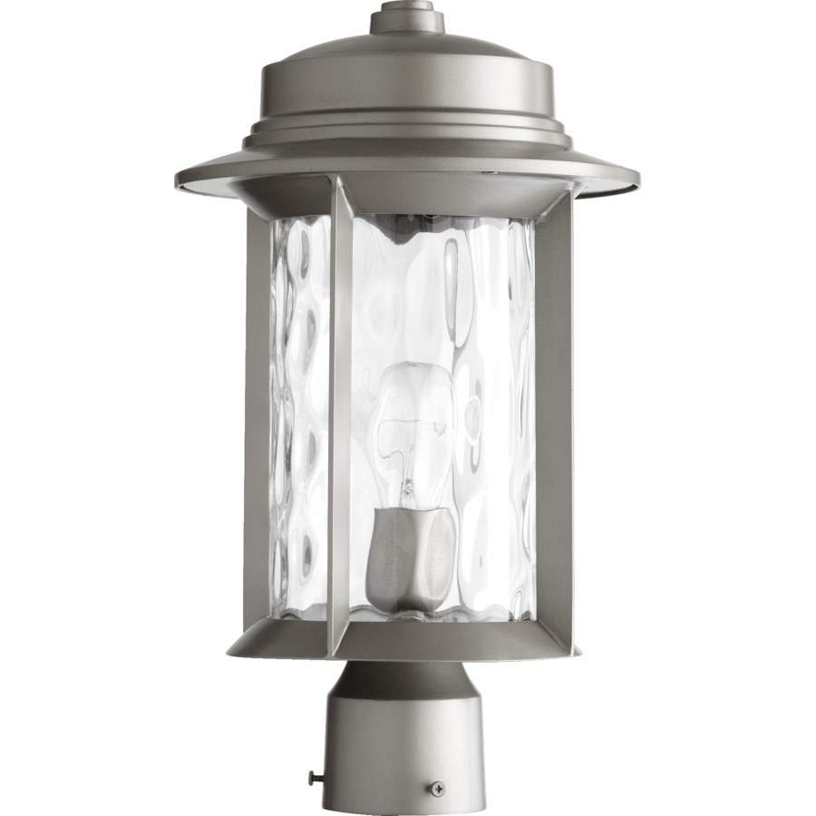 Charter Graphite Traditional Outdoor Post Light