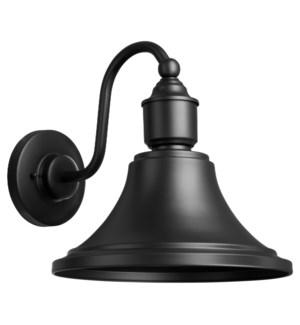 Black Industrial Lantern