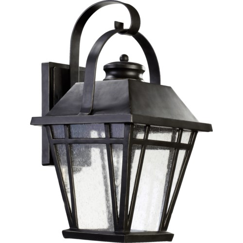 Baxter Old World Transitional Outdoor Wall Light