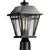 Baxter Old World Transitional Outdoor Post Light
