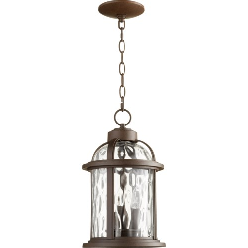 Winston Oiled Bronze Outdoor Pendant