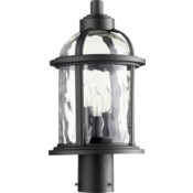 Winston Black Outdoor Post Light