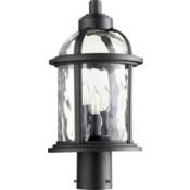 Winston Black Outdoor Post Light