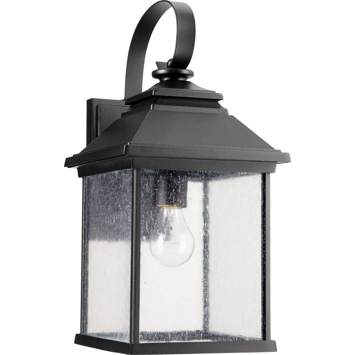 Pearson Black Traditional Outdoor Wall Light