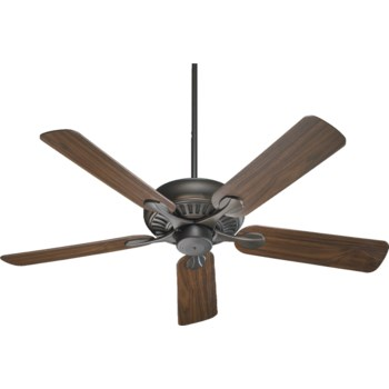 Pinnacle 52-in 5 Blade Oiled Bronze Traditional Ceiling Fan