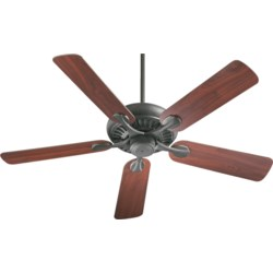 Pinnacle 52-in 5 Blade Old World  Transitional Ceiling Fan