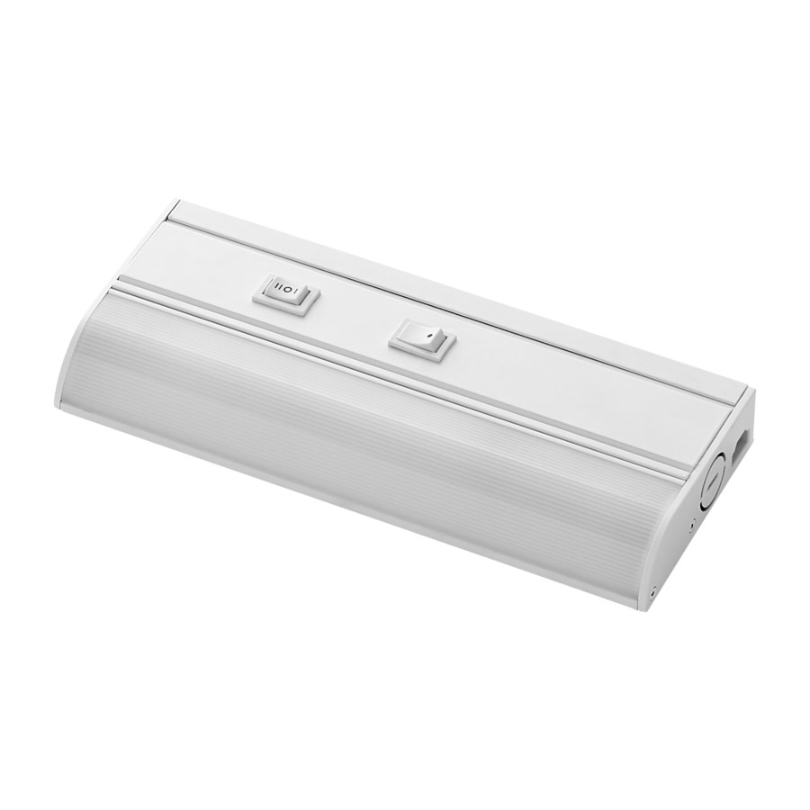 Color Changing Tuneable LED Under Cabinet 9-in White