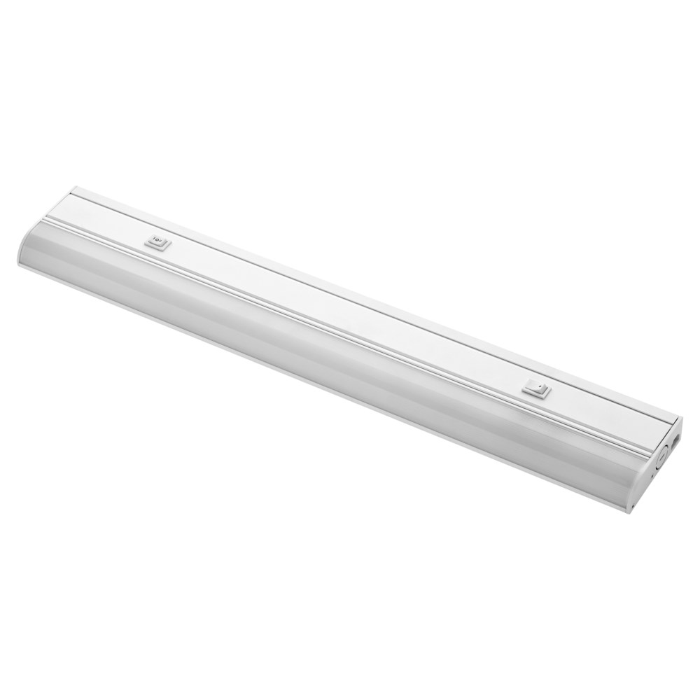 Color Changing Tuneable  LED Under Cabinet 24-in White