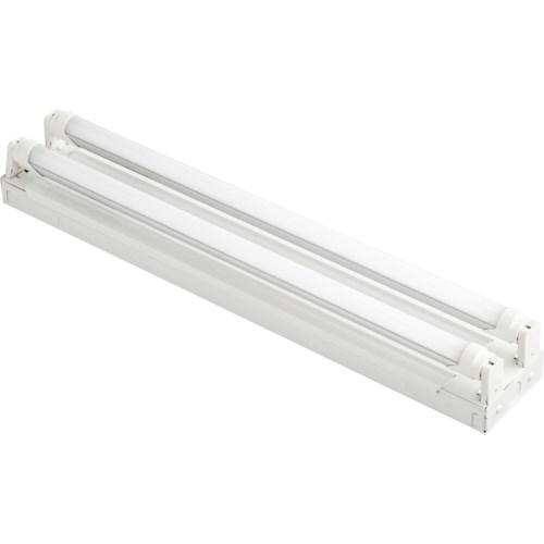 2' 2x9w T8 LED CMPCT STRP