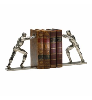 Iron Man Bookends S/2