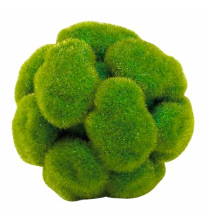 Small Moss Sphere