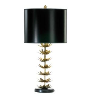 Lotus Leaf Table Lamp