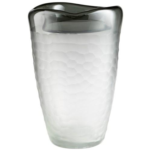Large Oscuro Vase