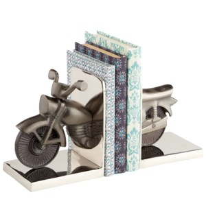 Cruiser Bookends
