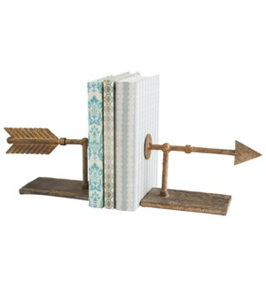 Archer Bookends