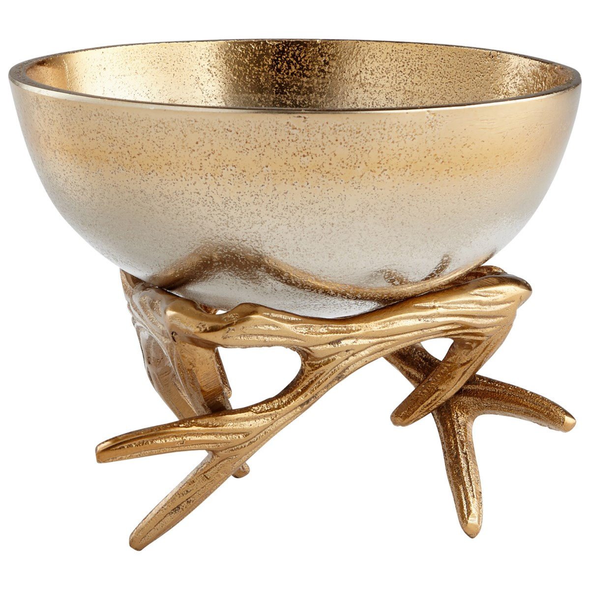 Sm Antler Anchored Bowl