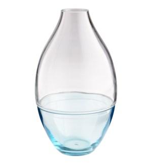 Small Blue Mirage Vase