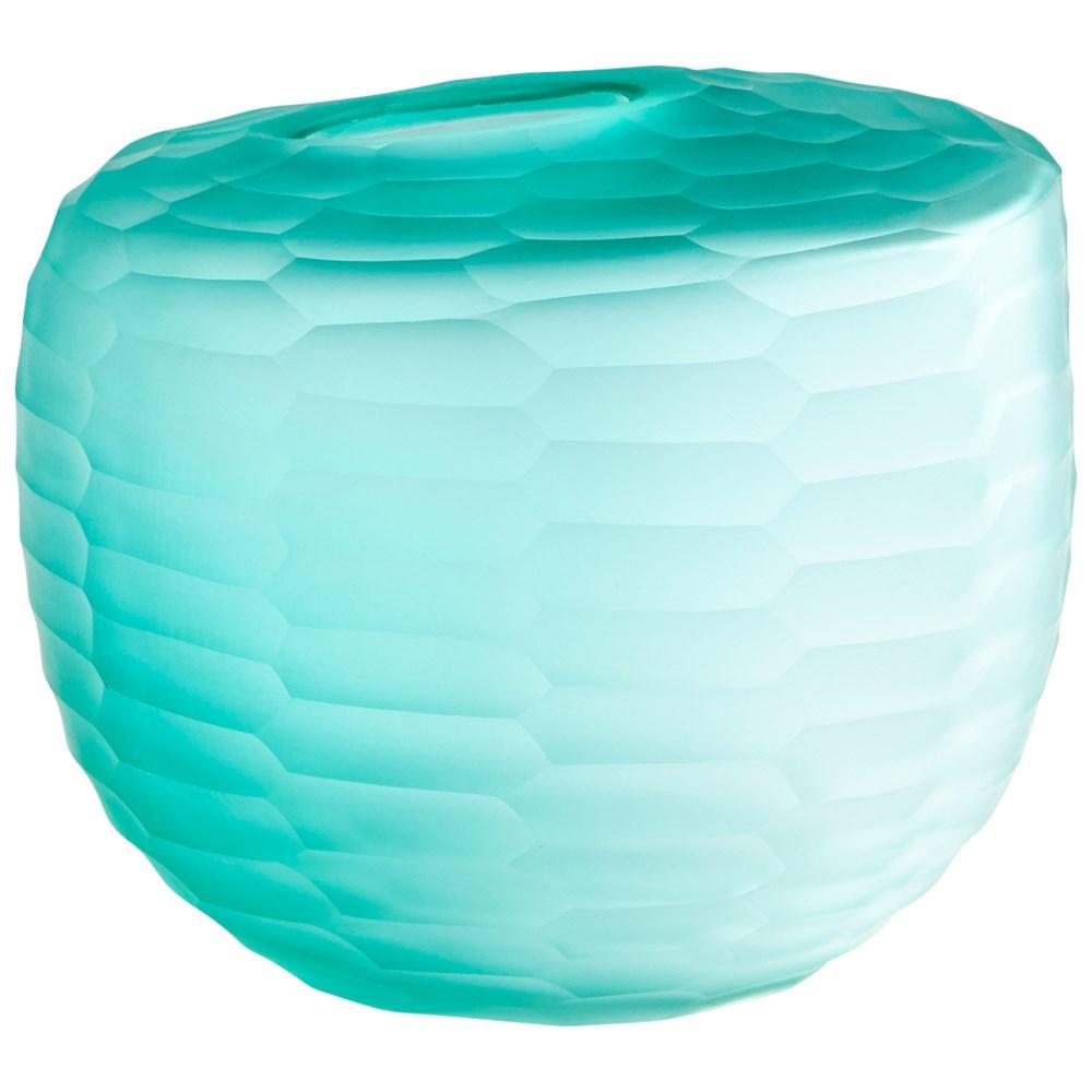Med Seafoam Dreams Vase