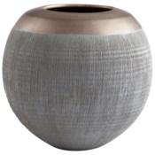 Large Iris Vase