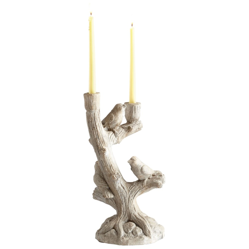 Look Out Candleholder