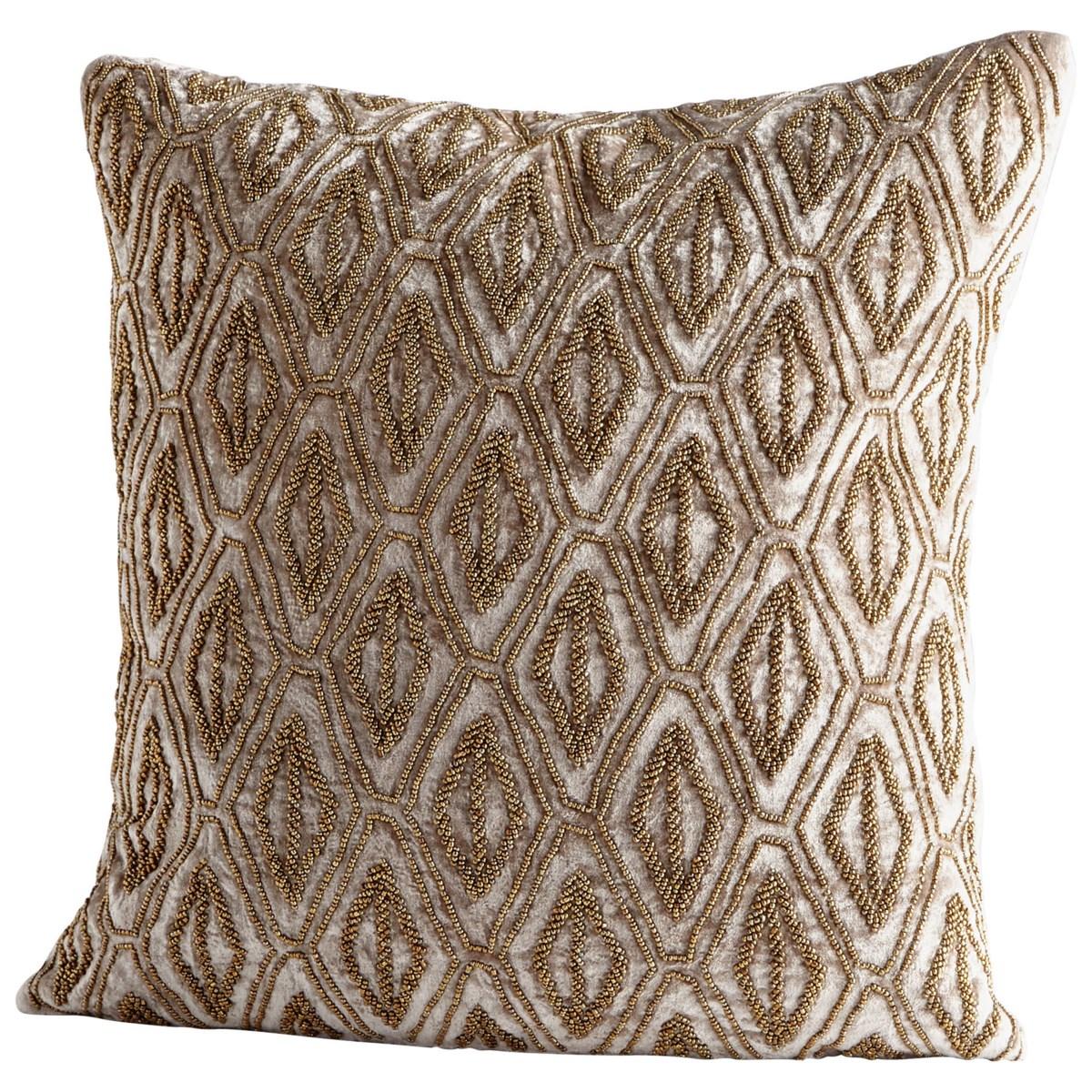 Honeycomb Pillow 18 x 18