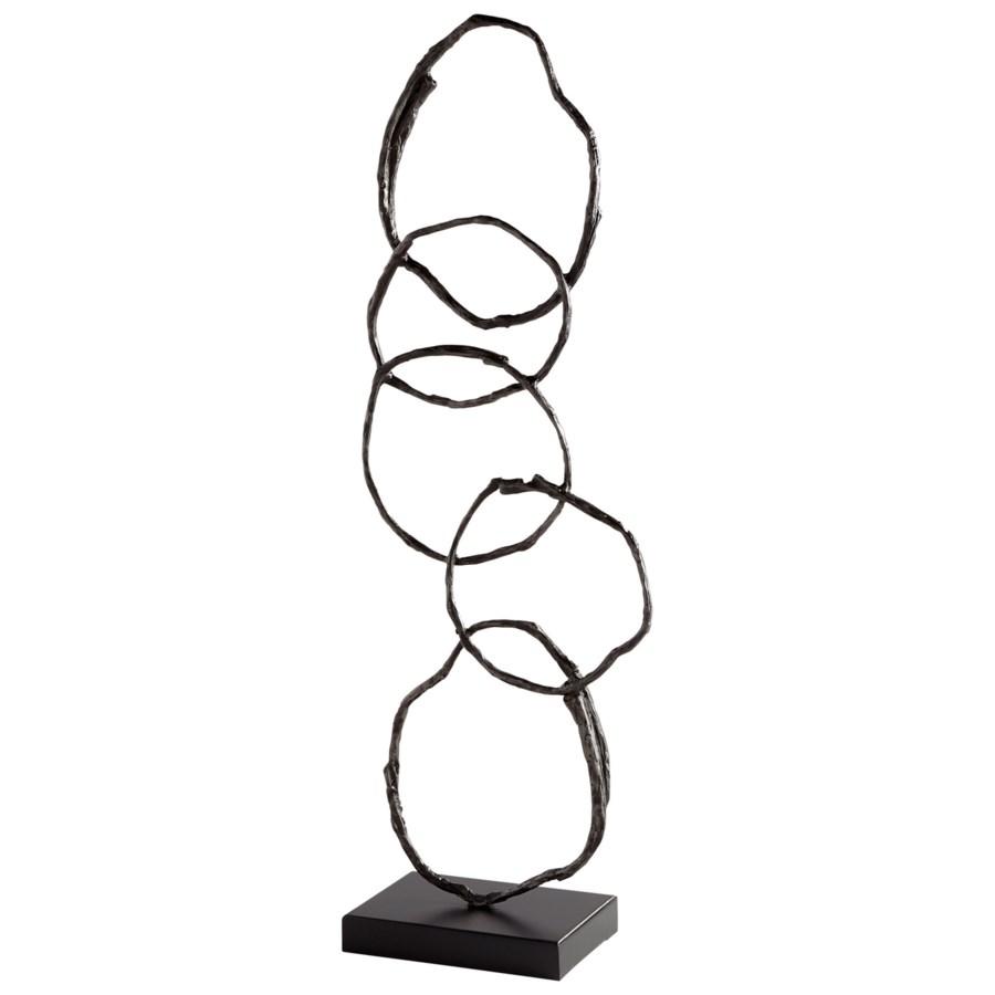 Inner Circles Sculpture