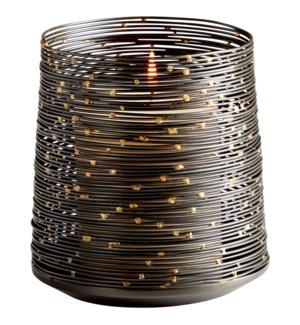 Lg Luniana Candleholder
