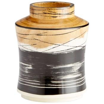 Snow Flake Vase