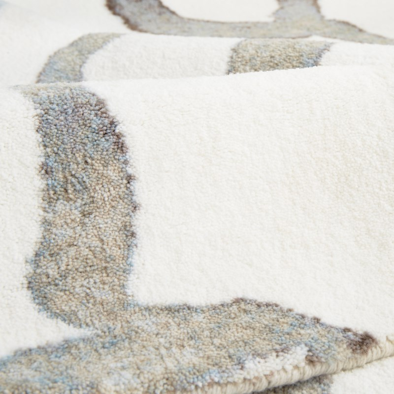 Cerulean Frost Rug 5x8