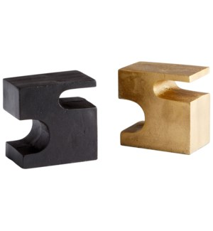 Two-Piece Bookends