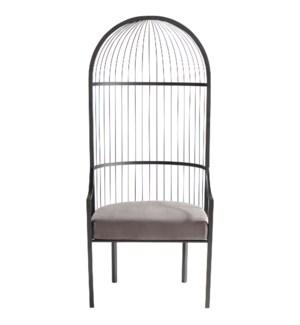 Slate Throne Chair