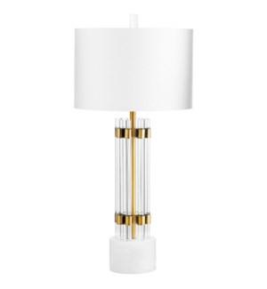 Kerberos Table Lamp