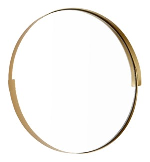 Gilded Band Mirror