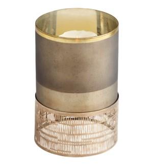 Lucid Silk Candleholder