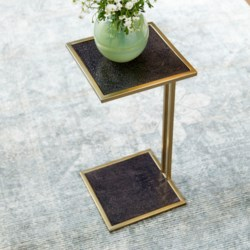 Shadow Couture Side Table