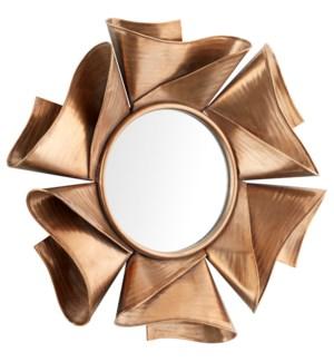Bold Folds Mirror