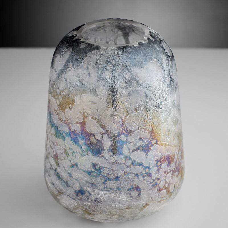 Moonscape Vase