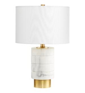 Casper Table Lamp Designed for Cyan Design by J. Kent Martin