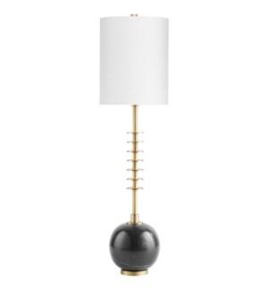 Sheridan Table Lamp Designed for Cyan Design by J. Kent Martin