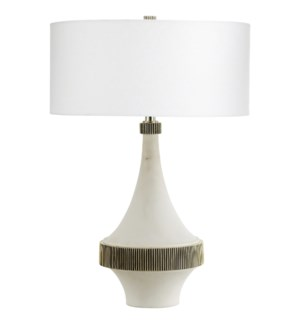Saratoga Table Lamp Designed for Cyan Design by J. Kent Martin