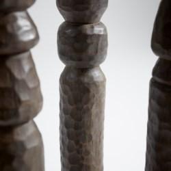 Medium Kinsey Totem Sculpture Designed for Cyan Design by J. Kent Martin