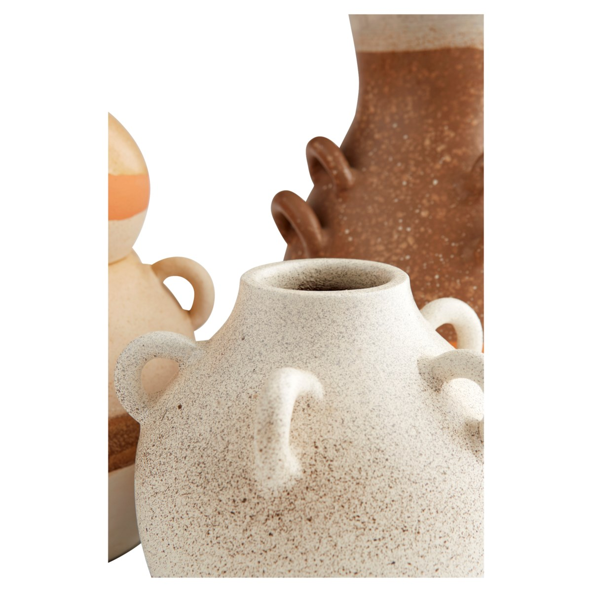 Sandy Ring Vase