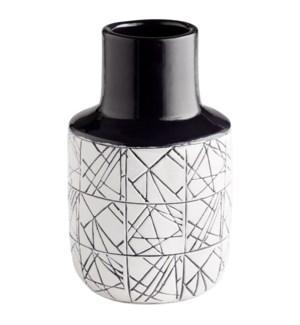 Medium Dark Zenith Vase