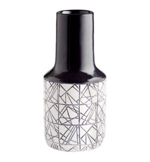 Large Dark Zenith Vase