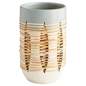 Large Cresent Vase